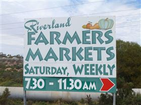 Riverland Farmers Market - Find Attractions