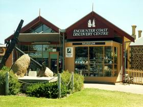 Encounter Coast Discovery Centre and The Old Customs and Station Masters House - Find Attractions