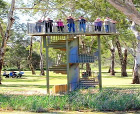 Darling and Murray River Junction and Viewing Tower - Find Attractions