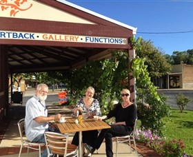 Artback Australia Gallery and Cafe - Find Attractions