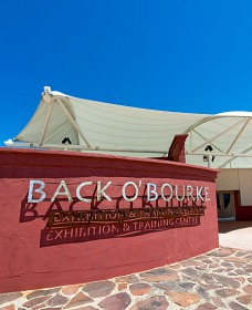 Back O Bourke Exhibition Centre - Find Attractions