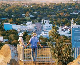 Towers Hill Lookout and Amphitheatre - Find Attractions