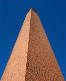 Copperfield Store Chimney and Cemetery - Find Attractions