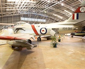 Australian Aviation Heritage Centre - Find Attractions