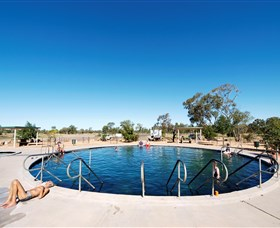 Lightning Ridge Bore Baths - Find Attractions