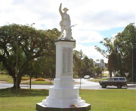 Atherton War Memorial - Find Attractions