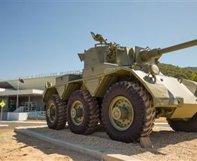 The Australian Armour and Artillery Museum - Find Attractions