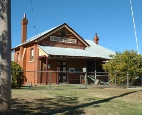 Whitton Courthouse and Historical Museum - Find Attractions