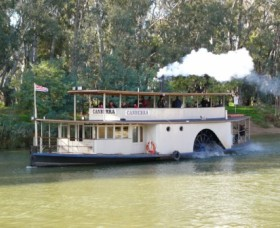 Paddlesteamer Canberra - Find Attractions
