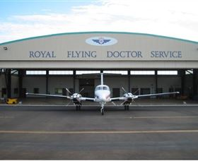 Royal Flying Doctor Service Dubbo Base Education Centre Dubbo - Find Attractions