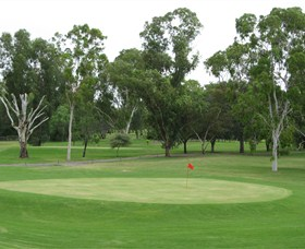 Moree Golf Club - Find Attractions