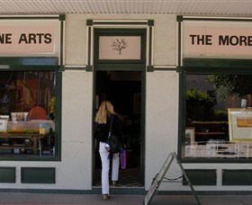 The Moree Gallery - Find Attractions
