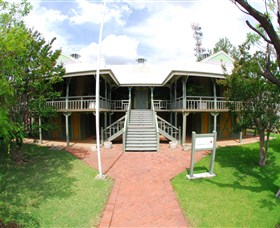 Moree Lands Office Historical Building - Find Attractions