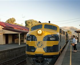 Seymour Railway Heritage Centre - Find Attractions