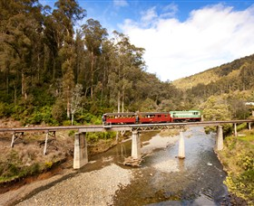 Walhalla Goldfields Railway - Find Attractions