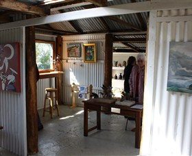 Tin Shed Gallery - Find Attractions
