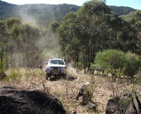 Geraldine 4WD Recreation Park - Find Attractions