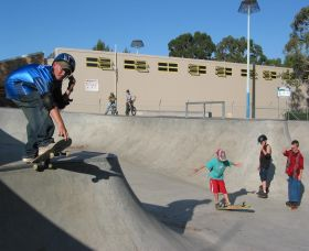 Goulburn Skate Park - Find Attractions