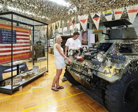 Gippsland Armed Forces Museum - Find Attractions