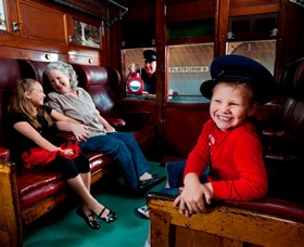 The Workshops Rail Museum - Find Attractions
