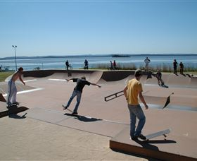 The Entrance Skate Park - Find Attractions