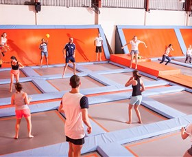 Hangtime Trampoline Park - Find Attractions