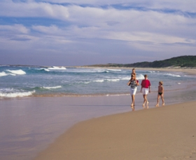 Norah Head Beach - Find Attractions
