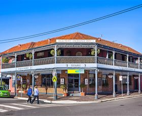 The Exchange Hotel - Beaumont - Find Attractions