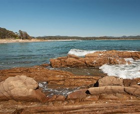 Shelly Beach Picnic Area - Moruya Heads - Find Attractions