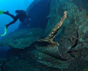 Cementco Dive Site - Find Attractions