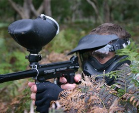 Tactical Paintball Games - Find Attractions