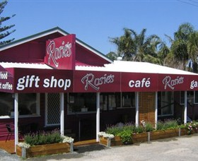 Rosies Cafe and Gallery - Find Attractions