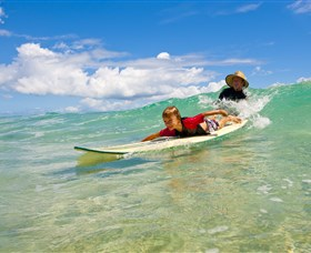 Cylinder Beach North Stradbroke Island - Find Attractions