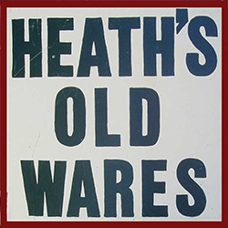 Heaths Old Wares Collectables  Industrial Antiques - Find Attractions