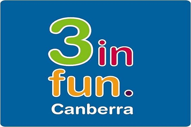 3infun Canberra Attraction Pass Including the Australian Institute of Sport Cockington Green Gardens and Questacon - Find Attractions
