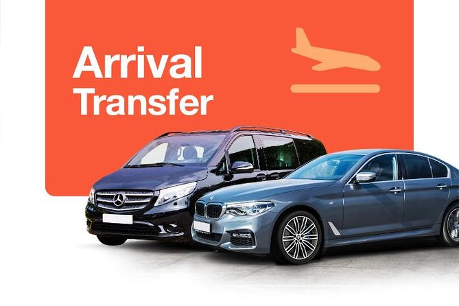Private Arrival Transfer from Canberra Airport to Canberra City - Find Attractions
