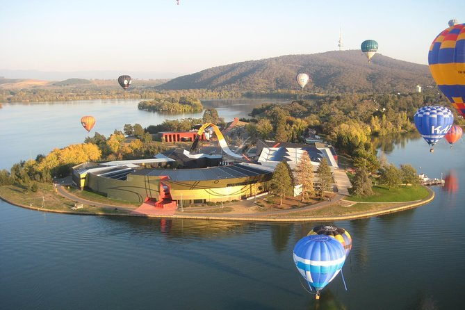 Canberra Hot Air Balloon Flight at Sunrise - Find Attractions