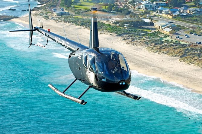 Perth Beaches Helicopter Tour from Hillarys Boat Harbour - Find Attractions