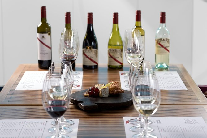 d'Arenberg McLaren Vale Varietal Discovery and Cheese Tasting Plate - Find Attractions