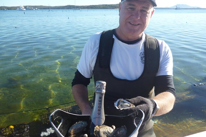 Oyster Farm and Tasting Tour with Hotel Pick-up and return from Port Lincoln - Find Attractions