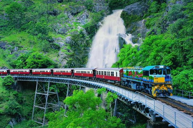 Full-Day Tour with Kuranda Scenic Railway Skyrail Rainforest Cableway and Hartley's Crocodile Adventures from Cairns - Find Attractions