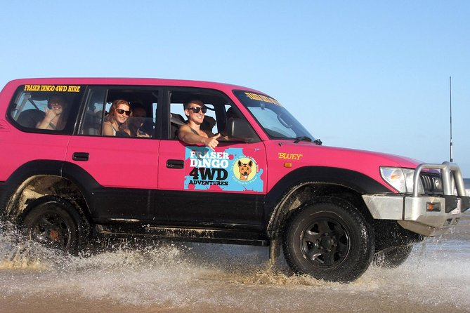 2-Day Fraser Island 4WD Tag-Along Tour at Beach House from Hervey Bay - Find Attractions