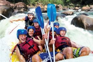 Tully River Full-Day White Water Rafting from Cairns including Lunch - Find Attractions