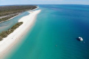 Fraser Island West Coast BBQ Lunch Cruise from Hervey Bay Including Kayaking and Swimming - Find Attractions