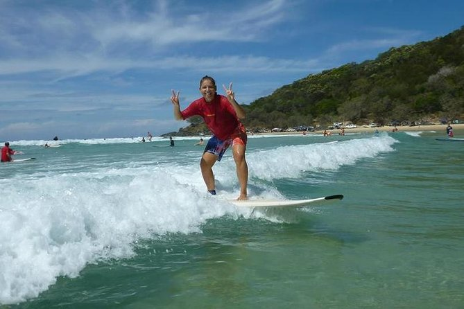Rainbow Beach Surf School 2 Hour Main Beach Surf Lesson - Find Attractions
