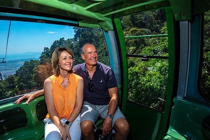 Skyrail Rainforest Cableway Day Trip from Palm Cove - Find Attractions