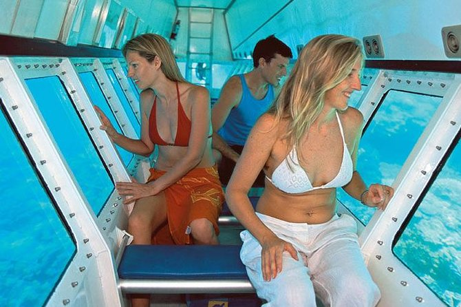 Quicksilver Outer Great Barrier Reef Snorkel Cruise from Palm Cove - Find Attractions