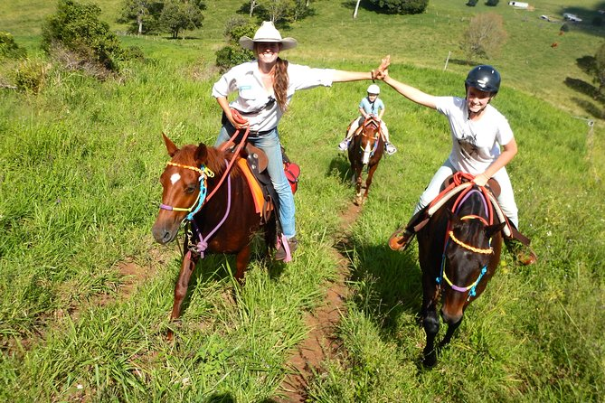 Country Day Ride from Mt Goomboorian with Rainbow Beach Horse Rides - Find Attractions