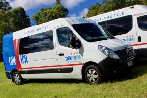Brisbane Airport Departure shuttle Transfer from Sunshine Coast Hotels/addresses - Find Attractions