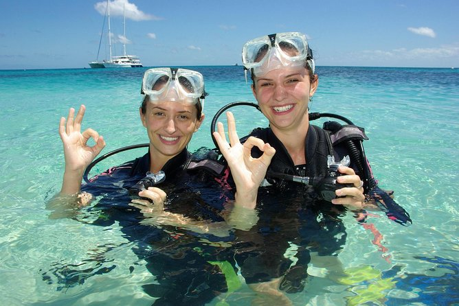 Ocean Spirit Michaelmas Cay Dive and Snorkel Cruise from Palm Cove - Find Attractions